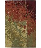 RugStudio presents Chandra Nirvana NIR6604 Multi Hand-Tufted, Good Quality Area Rug