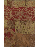 RugStudio presents Chandra Nirvana NIR6605 Multi Hand-Tufted, Good Quality Area Rug