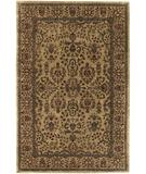 RugStudio presents Chandra Panna PAN3301 Tan Hand-Tufted, Good Quality Area Rug