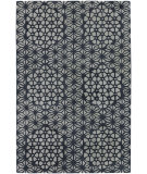 RugStudio presents Chandra Parson Gray Par31106 Charcoal/Taupe Hand-Tufted, Good Quality Area Rug