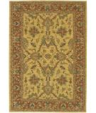 RugStudio presents Chandra Pooja POO401 Multi Hand-Knotted, Good Quality Area Rug