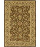 RugStudio presents Chandra Pooja POO402 Multi Hand-Knotted, Good Quality Area Rug
