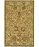 RugStudio presents Chandra Pooja POO403 Multi Hand-Knotted, Good Quality Area Rug