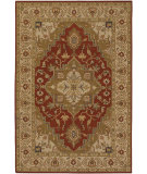 RugStudio presents Chandra Pooja Poo434 Multi Flat-Woven Area Rug