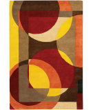 RugStudio presents Chandra Rain RAI803 Multi Hand-Tufted, Good Quality Area Rug