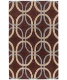 RugStudio presents Chandra Rowe ROW11105 Multi Hand-Tufted, Good Quality Area Rug