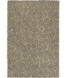 RugStudio presents Chandra Rowe ROW11119 Beige/Brown Hand-Tufted, Good Quality Area Rug
