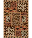 RugStudio presents Chandra Safari SAF15000 Hand-Tufted, Best Quality Area Rug