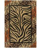 RugStudio presents Chandra Safari SAF15002 Hand-Tufted, Good Quality Area Rug