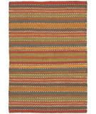 RugStudio presents Chandra Saket SAK3705 Multi Sisal/Seagrass/Jute Area Rug