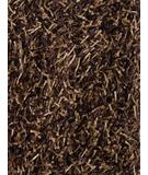 RugStudio presents Chandra Sani SAN5515 Brown/Charcoal Area Rug