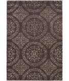 RugStudio presents Chandra Satara Sat16204 Charcoal/Grey Hand-Tufted, Good Quality Area Rug