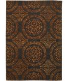 RugStudio presents Chandra Satara SAT16202 Orange Hand-Tufted, Good Quality Area Rug