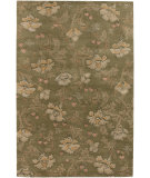 RugStudio presents Chandra Scotia SCO3206 Olive Hand-Tufted, Good Quality Area Rug