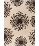RugStudio presents Chandra Thomas Paul - Tufted Pile Seed Chocolate-Cream SECC Hand-Tufted, Good Quality Area Rug