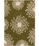 RugStudio presents Chandra Thomas Paul - Tufted Pile Seed Kiwi-Cream SEKC Hand-Tufted, Good Quality Area Rug