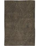RugStudio presents Rugstudio Sample Sale 41241R Charcoal Hand-Tufted, Good Quality Area Rug