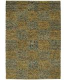 RugStudio presents Chandra Strata STR1111 Gold/Blue Woven Area Rug
