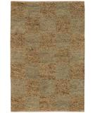 RugStudio presents Chandra Strata STR1113 Moss Woven Area Rug