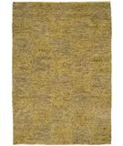 RugStudio presents Chandra Strata STR1114 Gold Woven Area Rug