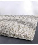 RugStudio presents Chandra Strata STR1129 Light Grey Area Rug