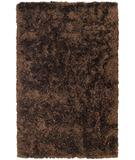 RugStudio presents Chandra Sunlight Sun9800 dark brown Area Rug