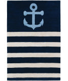 RugStudio presents Chandra Thomas Paul Textiles Sailor T-SABC Hand-Tufted, Good Quality Area Rug