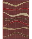 RugStudio presents Chandra Torino TOR9006 Red/Multi Machine Woven, Good Quality Area Rug