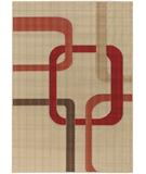 RugStudio presents Chandra Torino TOR9011 Beige/Multi Machine Woven, Good Quality Area Rug
