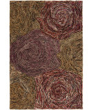 RugStudio presents Chandra Twister Twi25102 Hand-Tufted, Good Quality Area Rug