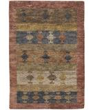 RugStudio presents Chandra Urbana URB3431 Multi Woven Area Rug