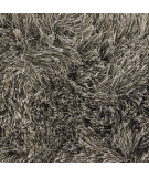 RugStudio presents Chandra Vani Van13611 grey Woven Area Rug