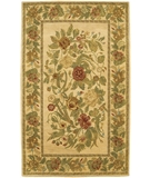RugStudio presents Chandra Verona VER605 Ivory Hand-Tufted, Good Quality Area Rug
