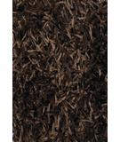 RugStudio presents Chandra Zara ZAR14501 Brown Woven Area Rug