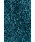 RugStudio presents Chandra Zara ZAR14507 Aqua Blue Woven Area Rug