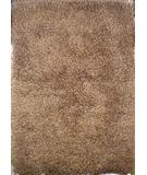 RugStudio presents Chandra Zara ZAR14538 dark brown Area Rug