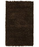RugStudio presents Classic Home Solid Chocolate 300-3015 Area Rug