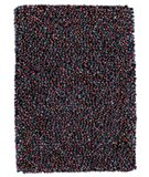 RugStudio presents Classic Home Mixed Shaggy Plum 300-3034 Area Rug
