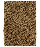 RugStudio presents Classic Home Mixed Shaggy Cocoa-Brown 300-3037 Area Rug