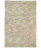 RugStudio presents Classic Home Pebble Ivory Flurry 300-3061 Area Rug