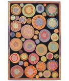 RugStudio presents Classic Home Loop-Tufted Spin 300-3783 Hand-Tufted, Good Quality Area Rug