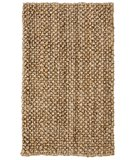 RugStudio presents Classic Home Braided Knobby Loop 373A Natural 300-6333 Sisal/Seagrass/Jute Area Rug