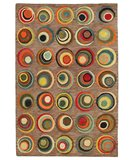 RugStudio presents Classic Home Hard Twist Martini Moon 400-3048 Hand-Tufted, Good Quality Area Rug