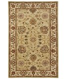 RugStudio presents Classic Home Coventry 2570 Beige-Cream 400-3520 Hand-Tufted, Good Quality Area Rug