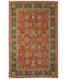 RugStudio presents Classic Home Coventry 8439 Red-Brown 400-3524 Hand-Tufted, Good Quality Area Rug