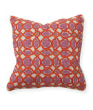 RugStudio presents Classic Home Villa Bohemian Chic V050172 Balance Pink / Orange