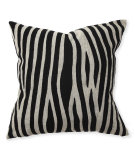 RugStudio presents Classic Home Villa African Mod V150001 Black / White