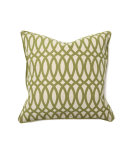 RugStudio presents Classic Home Villa Second Nature V150667 Geo Print Green