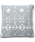 RugStudio presents Classic Home Villa Global Bazaar V250053 Tangier Blue