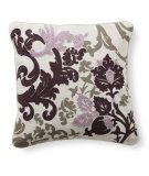 RugStudio presents Classic Home Villa Baroque & Roll V250534 Luminaria Plum